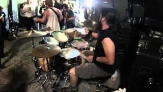 Temple of Dagon  - NELSON LOPEZ Drum cam - live 06/06/2015