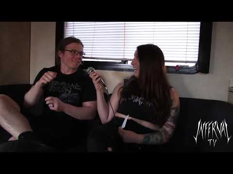 Matt McGachy of Cryptopsy Discusses Hell Over North America and Tome III | Infernal TV Episode 22
