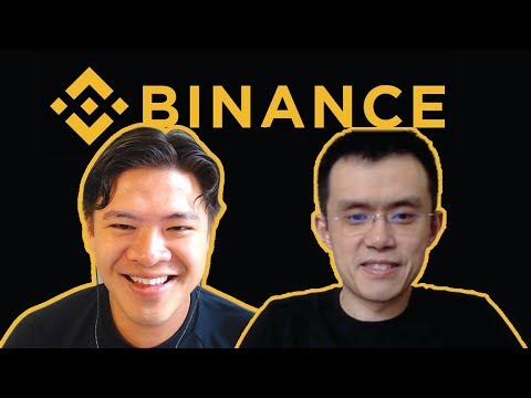 Binance - Interview with CEO Changpeng Zhao