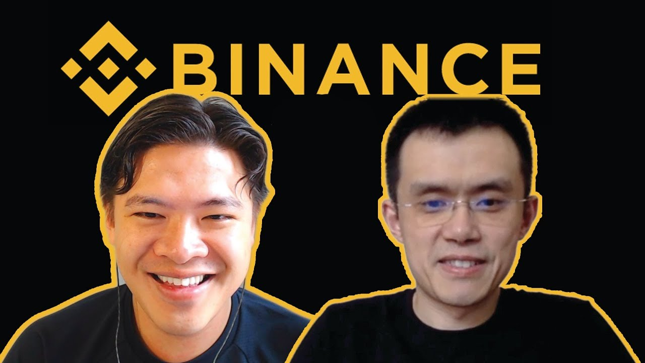 Binance - Interview with CEO Changpeng Zhao - YouTube