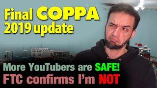 My last COPPA vid, hopefully? Good luck for 2020!