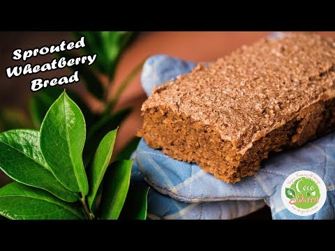 Vegan Sprouted Bread Recipe Best Healthy Bread
