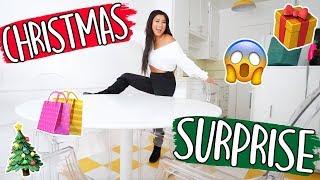 HUGE CHRISTMAS PRESENT SURPRISE!! Vlogmas Day 18