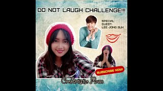 Do Not Laugh Challenge with Lee Jong Suk + SHOUT OUT