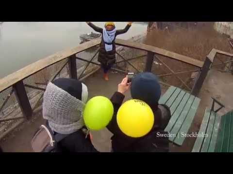 Sweden Macedonja Belgium Travel GoPro HD
