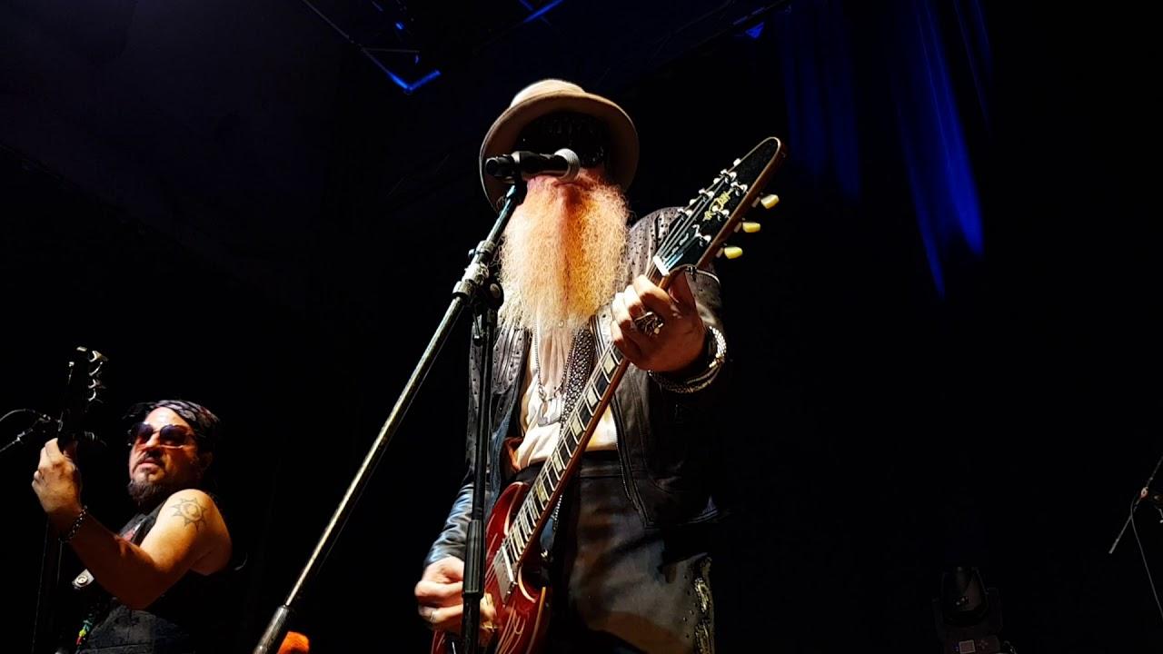 Billy F. Gibbons w/ Supersonic Blues Machine - Running Whiskey (Zollverein, Essen 11.07.2018)