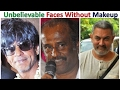 Top 10 Unbelievable Faces Of Bollywood Actor Without Makeup video