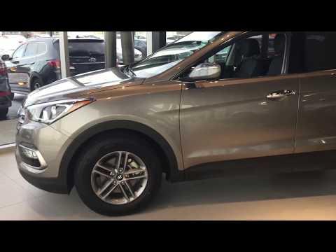 Hyundai Santa Fe Sport Premium || Edmonton Hyundai Dealer