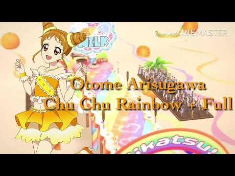 Chu Chu Rainbow + Full   By Otome Arisugawa