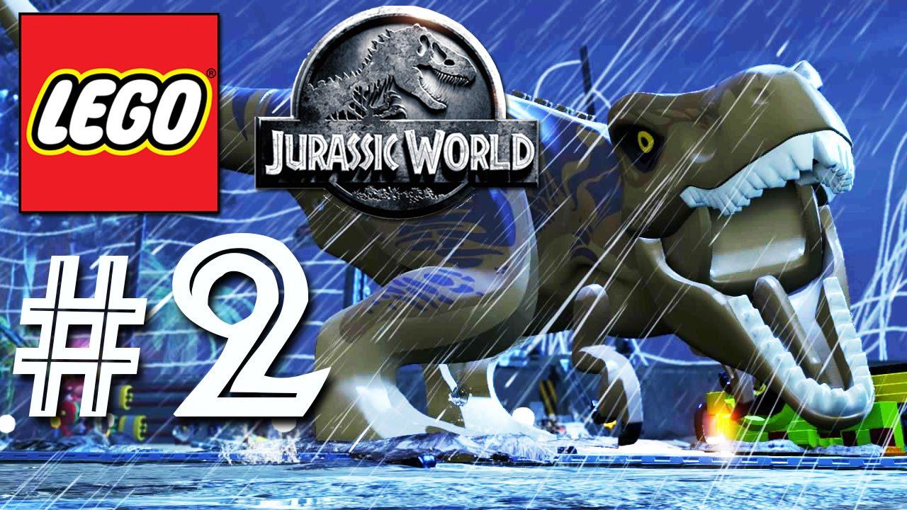 LEGO Jurassic World #2 - Das LEGO findet einen Weg