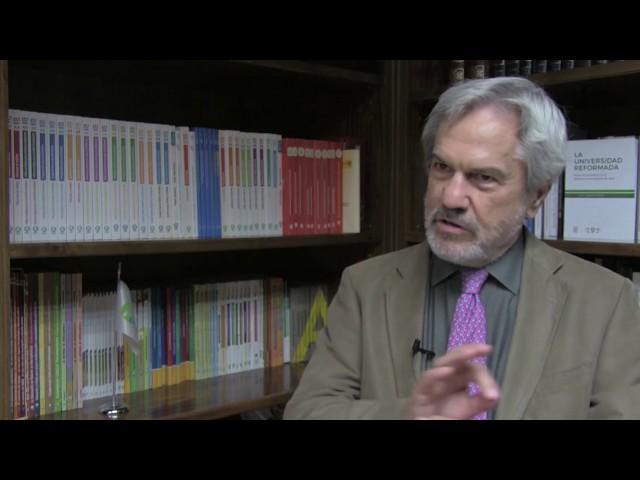 El 'Proyecto Capaces' del IES Almina entrevista a Paulo Speller, secretario general de la OEI