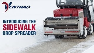 New Ventrac Sidewalk Drop Spreader Thumbnail