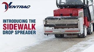 New Ventrac Sidewalk Drop Spreader Thumbnail