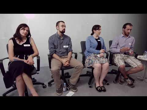 "Summa Metaphysica | David Birnbaum | P.M. ""Bard Grad Millennials"" Panel | Aug 21, 2016 | 3 of 7"