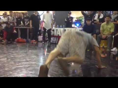 Hanoi all in one: final power bboy stock spin vs bboy money
