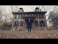 Exploring Abandoned Murder House! (Super Haunted)