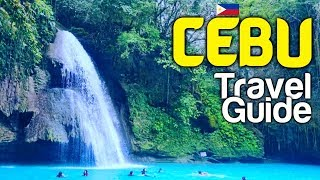 Cebu Travel Guide, Oslob Whale Shark Watching, Badian Canyoneering - The Daily Phil