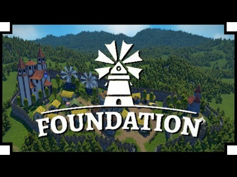 Foundation - (Medieval City Building Game)