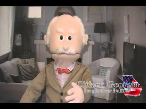 Citizen Georgia's Sir Bentley Thatcher- Vote No TSPLOST July 31st.