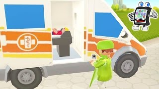 PLAYMOBIL interactive DIE FREUNDLICHE KINDERKLINIK - App für Android & iOS - Neuer Kinderarzt! #2