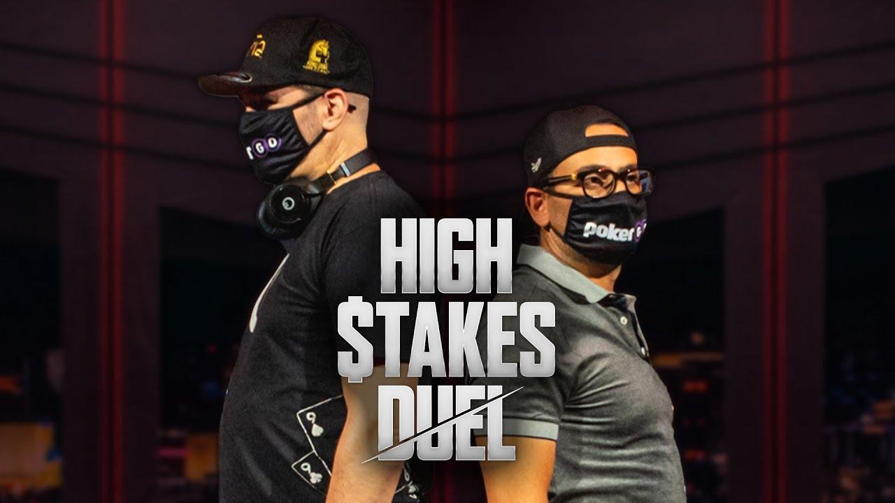 Antonio Esfandiari vs. Phil Hellmuth   High Stakes Duel
