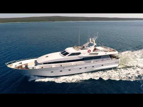 Bora Bora, luxury yacht for rent