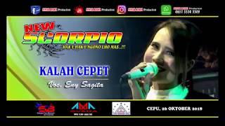 Kalah Cepet NEW SCORPIO Eny Sagita GEBYAR EXPO 2018