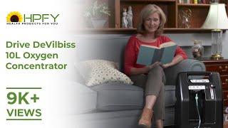 Vidéo: CONCENTRATEUR OXYGÈNE DEVILBISS 1025 KS