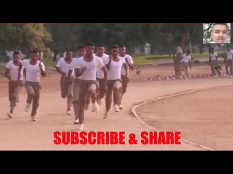 UP Police Training 2018