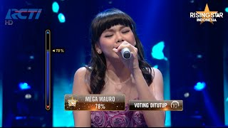 "Talita Arsyta ""Unfaithful"" Rihanna - Rising Star Indonesia Super 9 Eps 19"