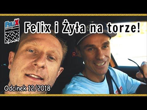 Tor Poznań Felix & Piotr Żyła szkoleniowy przejazd RENAULT MEGAN R.S