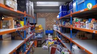 Waardering voor de vrijwilligers, m.n. de voedselbank/></a> </div> <div class=