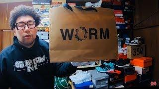 【超購入品‼︎】ワーム東京で長いこと探していた物が見つかった‼︎【スニーカー研究】wormtokyo/ NIKE