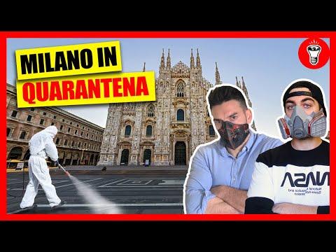 Chi c'è in Giro nella Milano in Quarantena? - [V di ...] - theShow