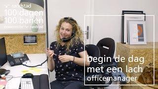 Wat doet een office manager eigenlijk? - Dag 52