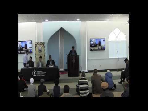 2018-03-25, Masih Maud Day, Mubarak Mosque, Chantilly, VA