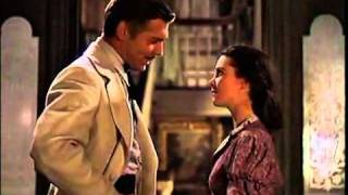 Gone with the wind, Lo que el viento se llevó  (Trailer)