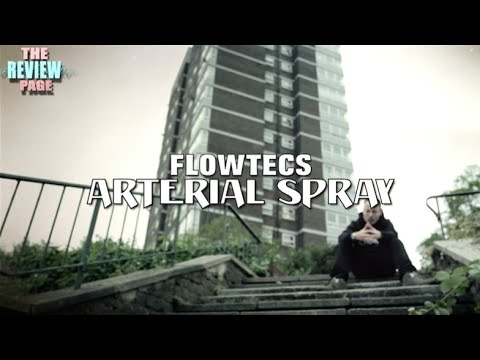 FLOWTECS - ARTERIAL SPRAY [OFFICIAL MUSIC VIDEO]
