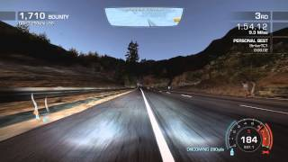 Need For Speed: Hot Pursuit 60fps - PC Gameplay