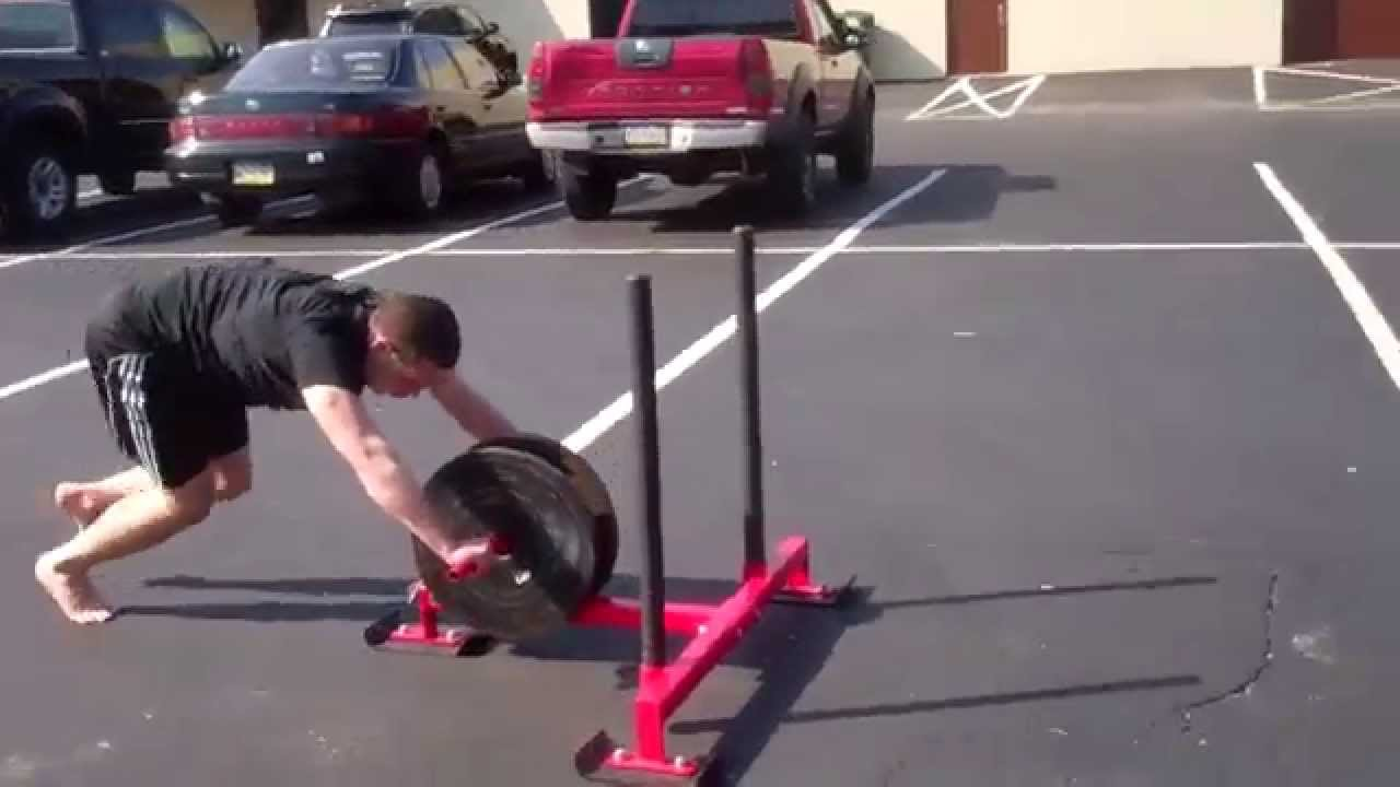 how to make a prowler sled