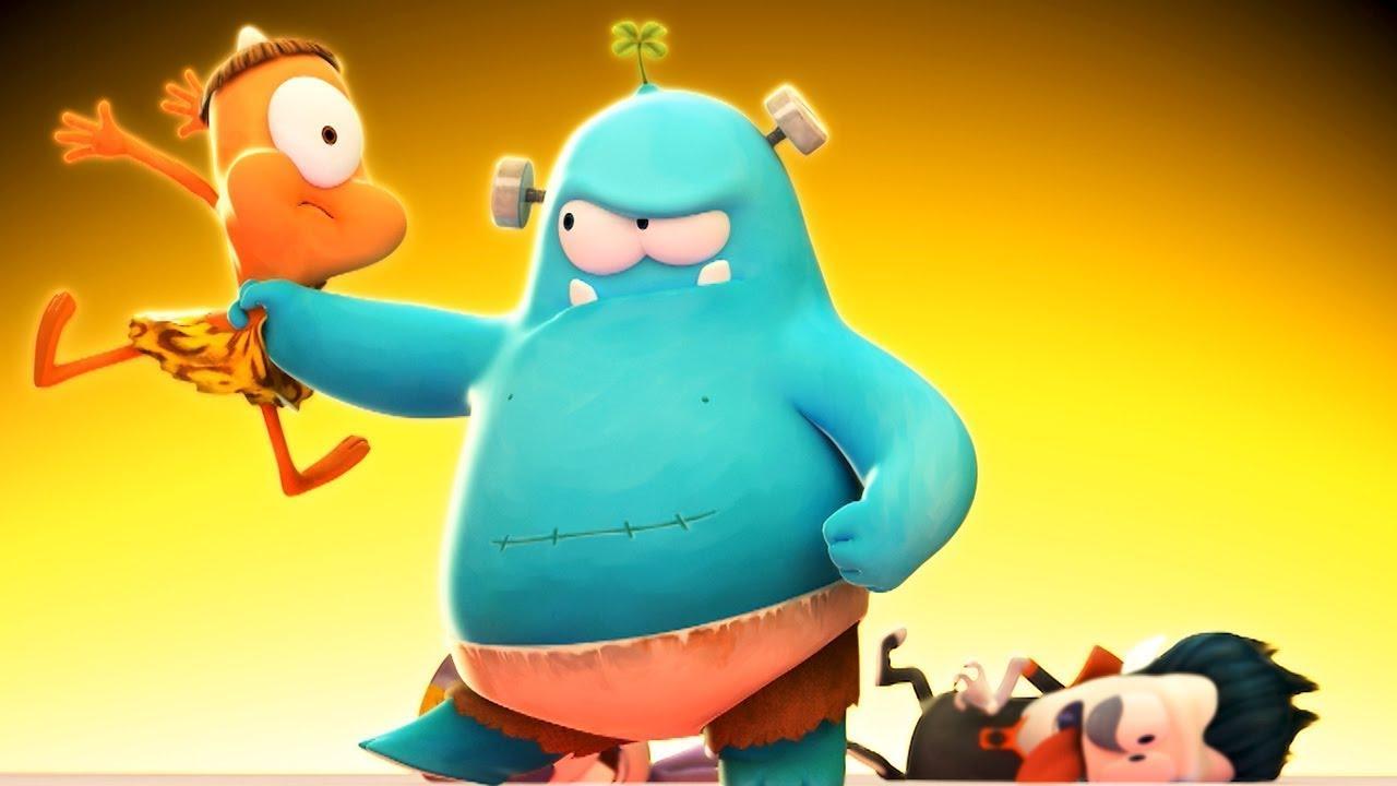 Spookiz | Truth or Dare! | Videos For Kids | Funny Cartoons For Kids | WildBrain Cartoons