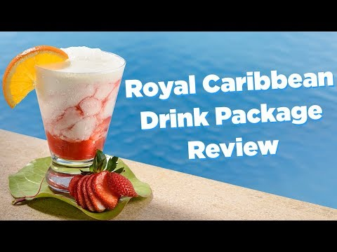 Royal Caribbean Drink Package Review