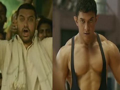 Amir Khan Weight Loss in Dongle Movie I...