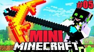 WAS IST DAS FÜR EIN DING?! - Minecraft MINI #05 [Deutsch/HD]