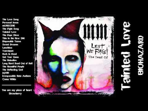 Marilyn Manson - Lest We Forget