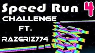 Speed Run 4 Challenge Ft. Razgriz774 | Roblox
