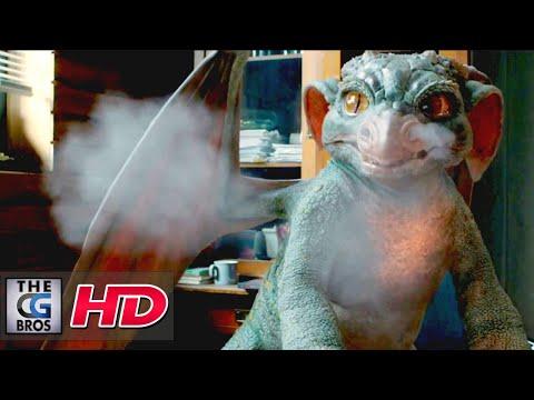 "CGI & VFX Breakdowns: ""Dragon Girl | VFX Breakdown"" - by Planet X | TheCGBros"