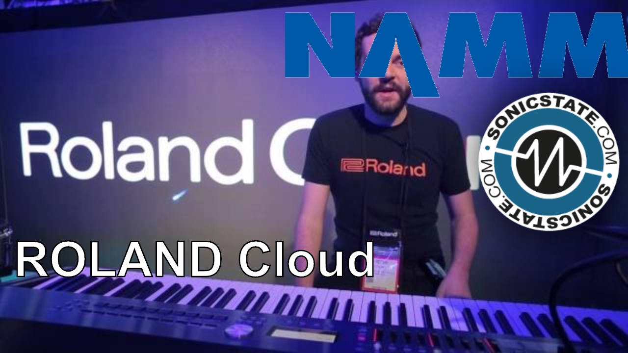 Closing NAMM overview - Roland Cloud + how was NAMM - some