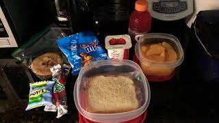 Husband Packed Lunch Ideas