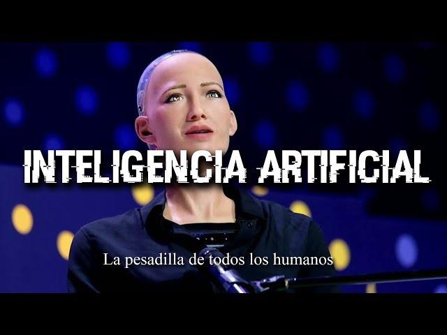 El final de Sophia Robot con Inteligencia Artificial (Último video)